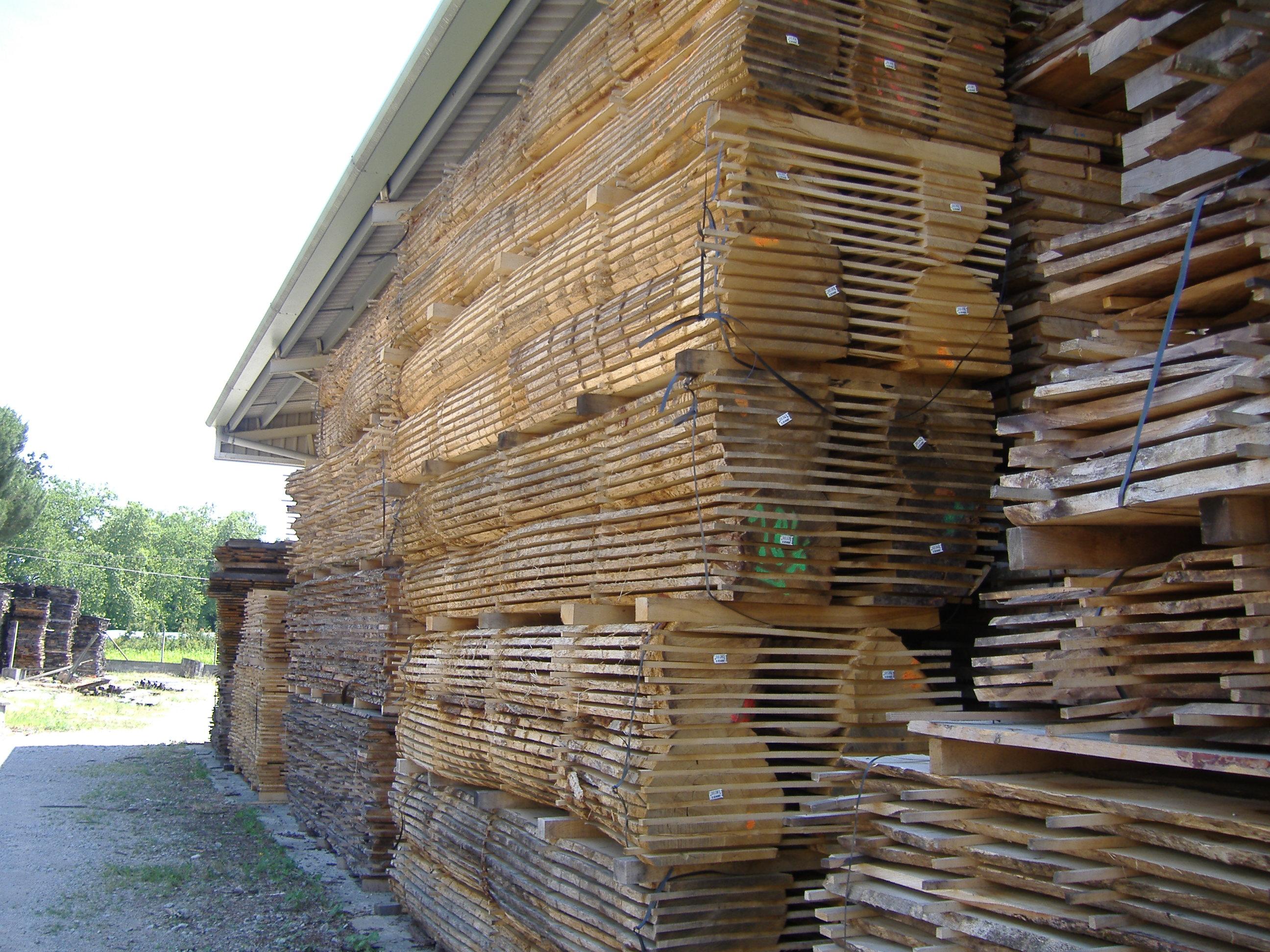 Deboisec nos divers types de produits for Acheter planche de bois