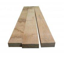Chêne - Avivé brut toutes largeurs - qualité ébénisterie Standard